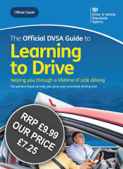 DVSA LEARN TO DRIVE