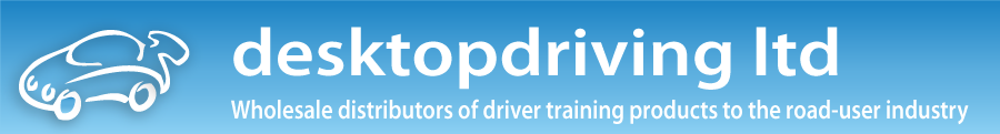 The Uk's largest supplier of Driving Books and other training material to the trade. ADI Supplies, Driving School Supplies, Driving Test Success  desktopdriving.co.uk